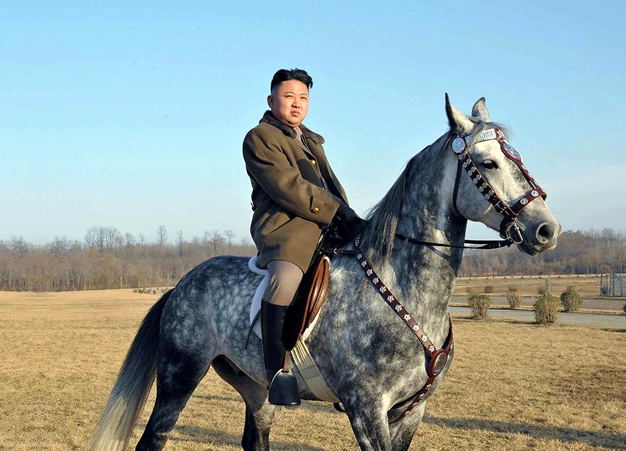 Читатели журнала TIME выбрали Ким Чен Ына человеком года