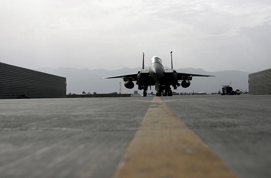Отстаивать территориальные интересы Японии будут истребители