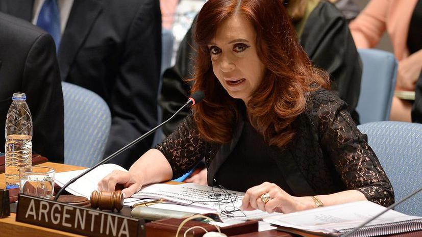 Президенту Аргентины предстоит операция по удалению внутричерепной гематомы