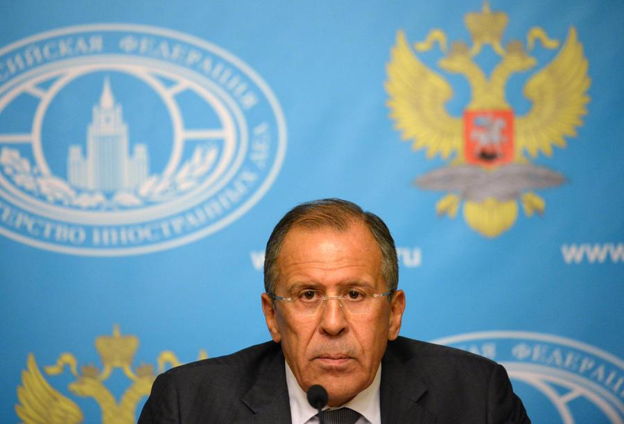 Сергей Лавров: Предложенный Францией вариант резолюции по Сирии неприемлем
