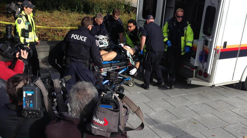 СМИ: Стрельба в Оттаве шла в двух местах