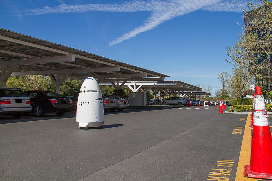 «Роботы-полицейские» начали патрулирование Силиконовой долины
