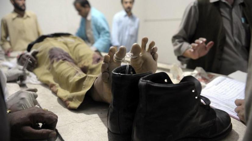 В Пакистане семь сотрудников полиции погибли в результате нападения «Талибана»