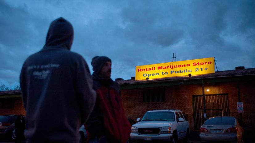 Цены на легальную марихуану в Колорадо выросли вдвое