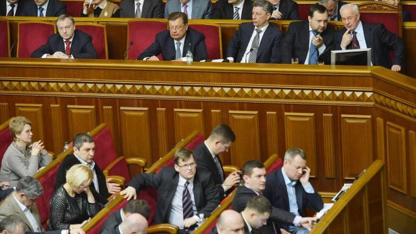 Вице-премьер Украины: Критическая ситуация на Майдане не должна повториться