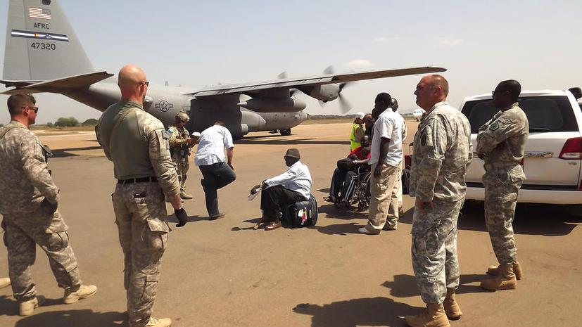 США предостерегли Южный Судан от военного переворота