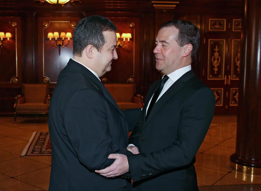 Россия выделит на строительство «Южного потока» в Сербии €1,7 млрд