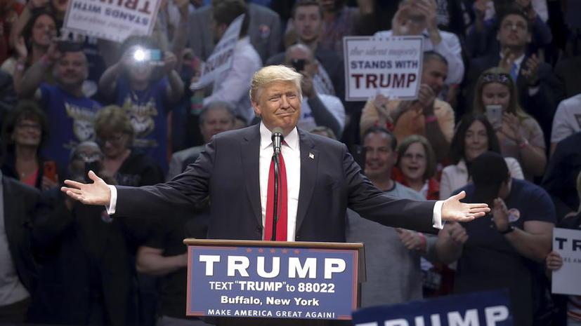Трамп атакует: пока недруги упорно не верят в его победу, мир гадает, что ждать от такого президента