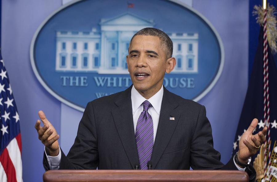 Барак Обама: США не отказываются от выработки дополнительных санкций против России