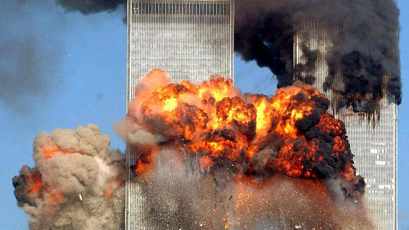 В Нью-Йорке нашли обломки самолета, атаковавшего башни-близнецы