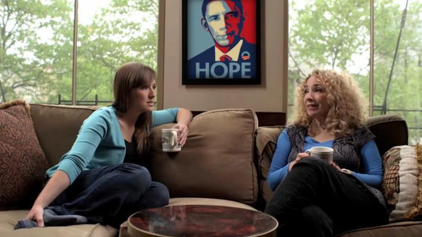 Республиканцы делают ставку на женщин-избирателей и изображают Обаму в образе бойфренда-неудачника