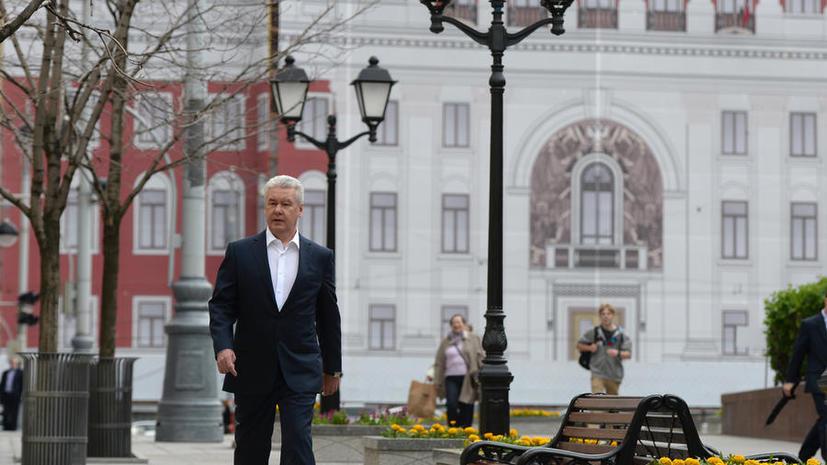 Российские СМИ заранее отправили Сергея Собянина в отставку