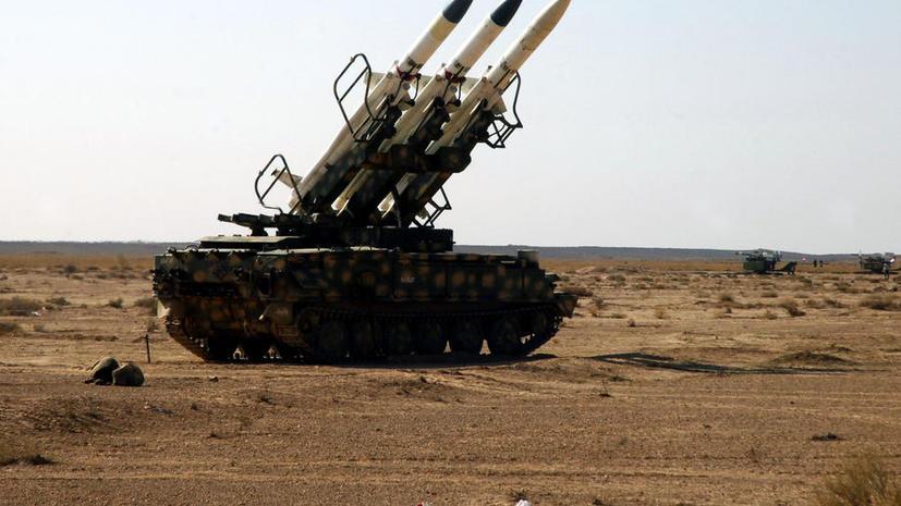 СМИ: комплексы С-300 вновь доставлены в Сирию из России