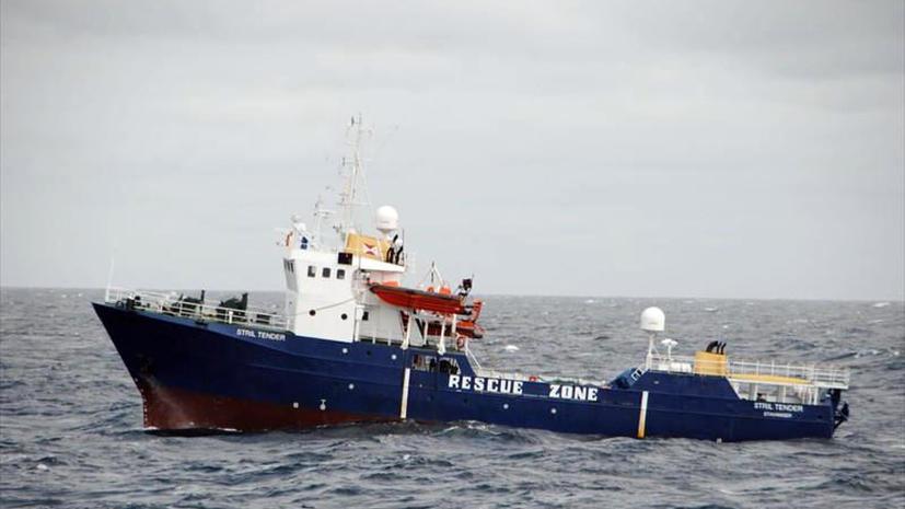 Российских моряков в Нигерии признали невиновными по делу о контрабанде оружия