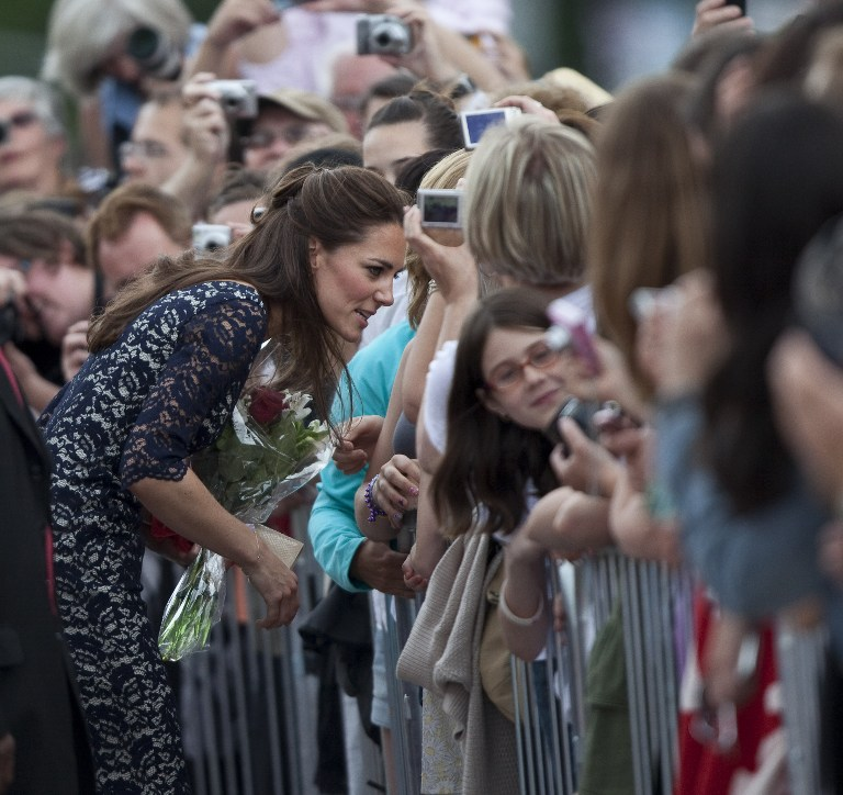 Принц Уильям и Кейт Миддлтон ожидают первенца