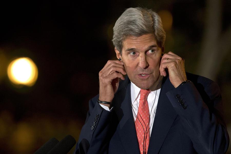 Госсекретарь США: Всё сирийское химоружие нужно погрузить на корабль и вывезти из страны