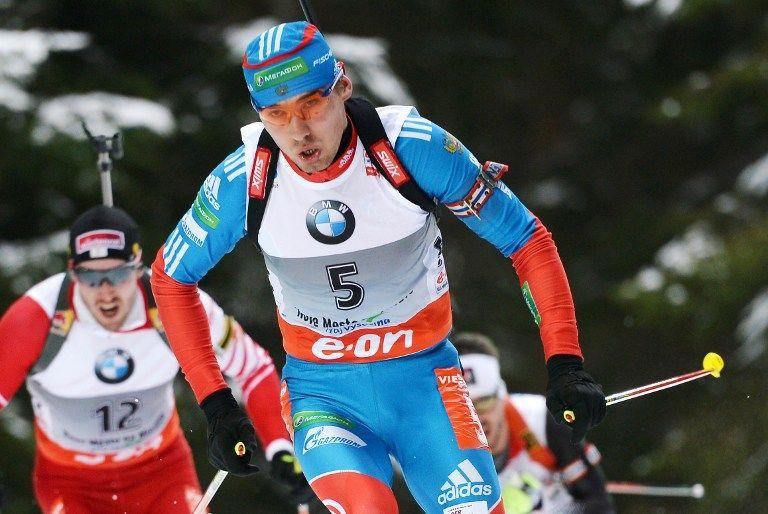Биатлонист Шипулин завоевал серебряную медаль в масс-старте