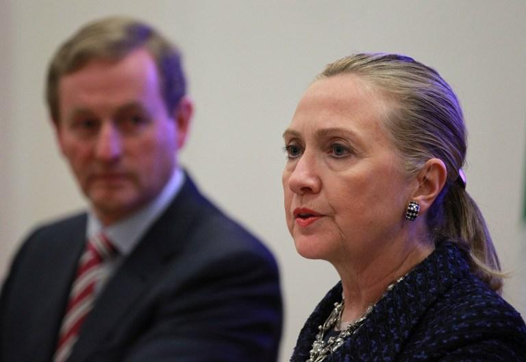 Хиллари Клинтон встретит Новый год в больнице