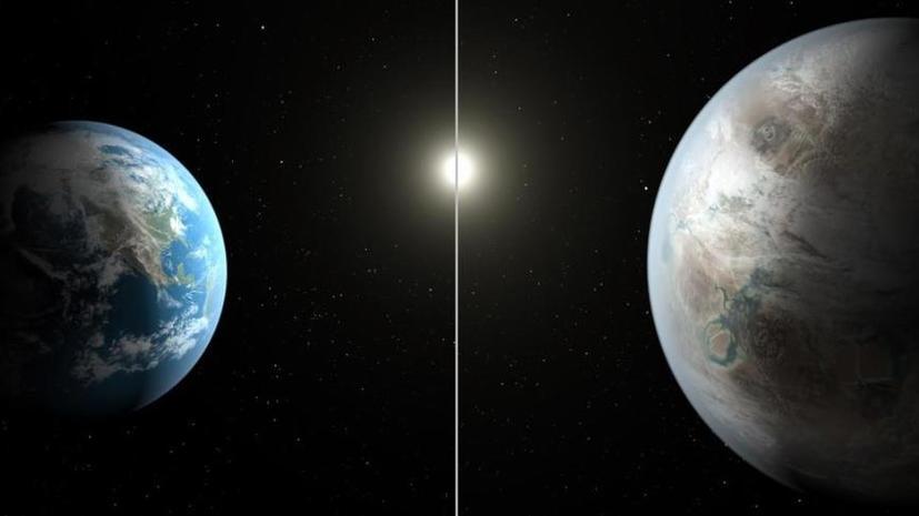 Учёные NASA обнаружили двойник Земли