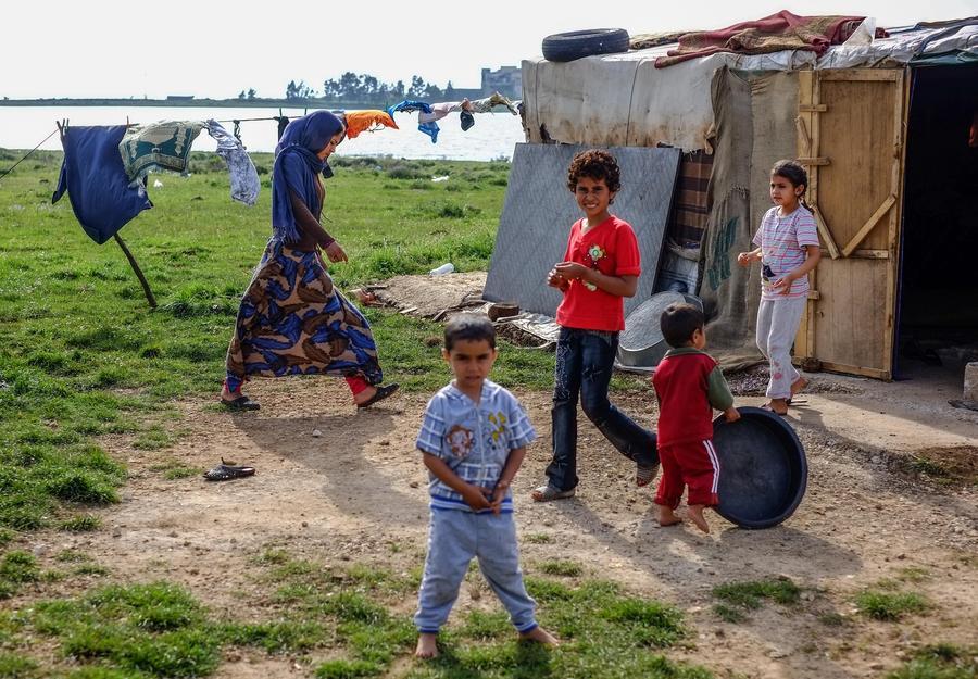 Россия выделит $10 млн на помощь сирийским беженцам