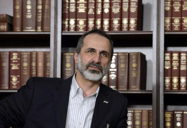 Лидер коалиции сирийской оппозиции пригласил на переговоры вице-президента
