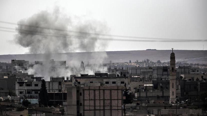 Сирийские курды: Авиаудары Запада по позициям ИГ бесполезны