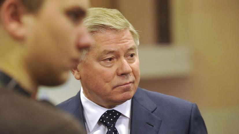 Председатель Верховного суда России госпитализирован после ДТП в Гане