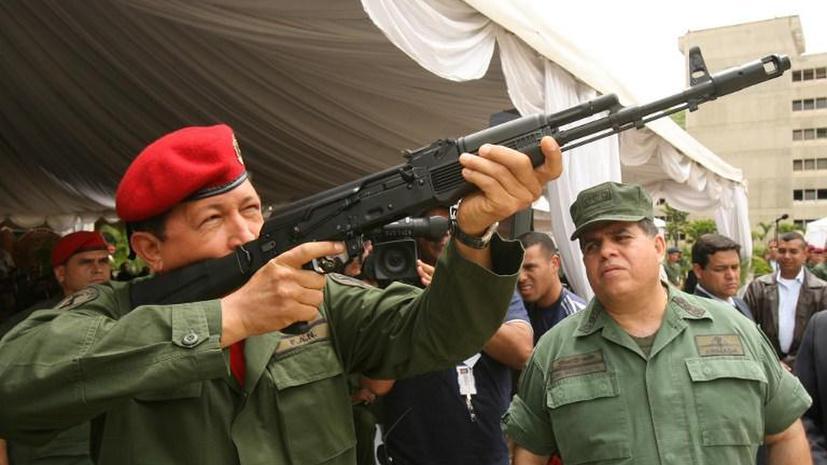 Многомиллиардные оружейные контракты Венесуэлы могут пересмотреть новые политики