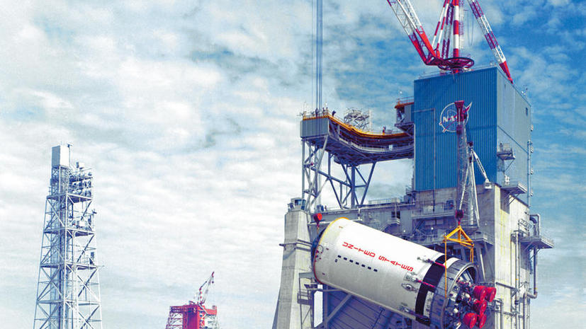 Конгресс США обязал NASA завершить строительство ненужной конструкции стоимостью $350 млн