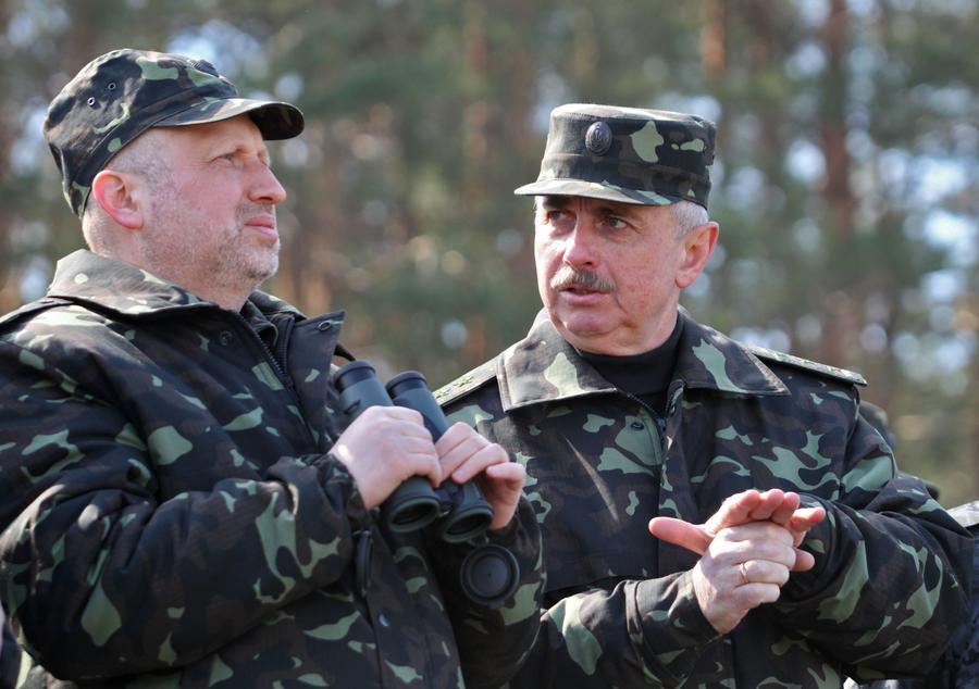 Украинские власти попросили США передать им вооружение, списанное после операций в Ираке и Афганистане