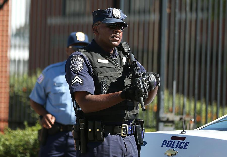 В Бруклине мужчина убил трёх человек, а затем застрелился