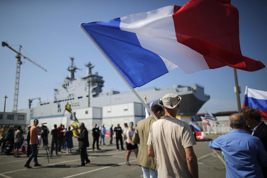 Французские СМИ: Русофобская риторика Запада не приведёт ни к чему хорошему