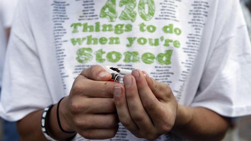 В США празднование легализации марихуаны обернулось стрельбой