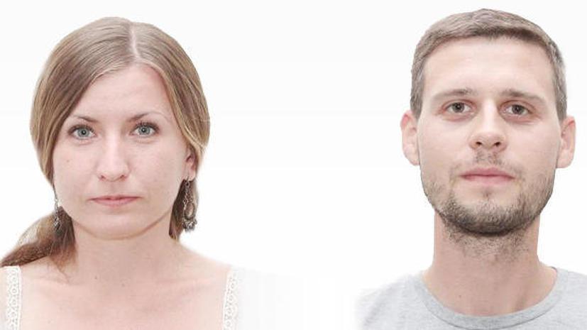На Украине освобождены российские журналисты Максим Василенко и Евгения Королёва