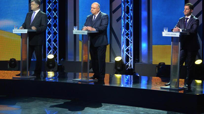 Нового президента Украины выберут на 5 лет