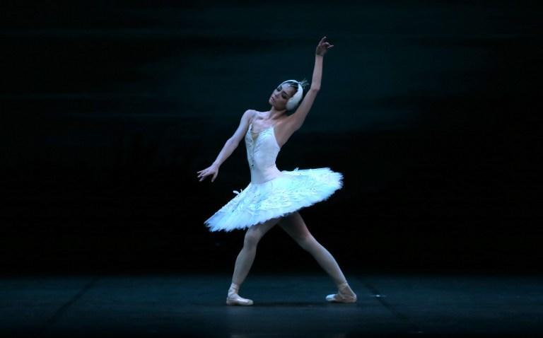 Исследование: мозг балерин адаптирован к вращению тела