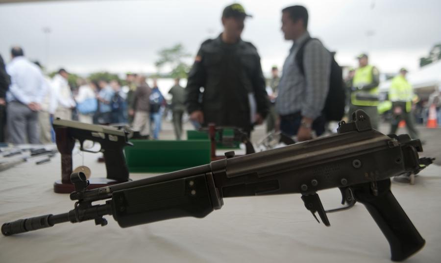 США тайно помогали правительству Колумбии в борьбе с повстанцами