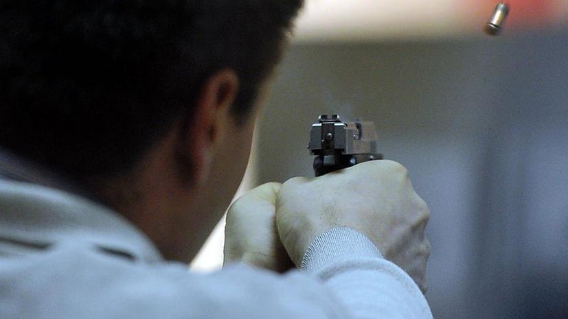 Полиция ищет участников драки с перестрелкой в столичном ресторане