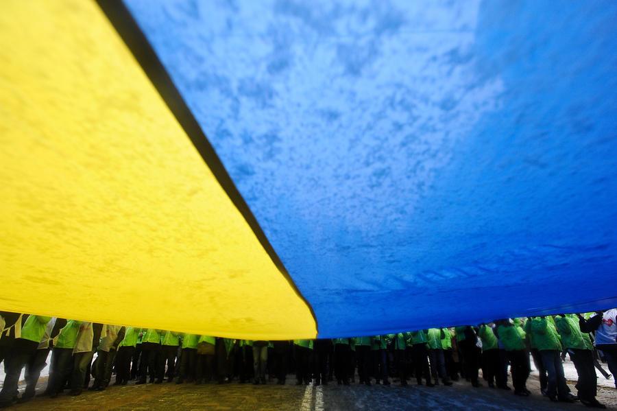 Украинское правительство согласилось вступить в торговую ассоциацию с Европейским Союзом