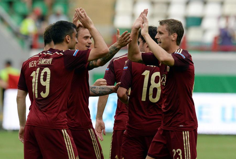 СМИ: В Бразилии скупают униформу сборной России