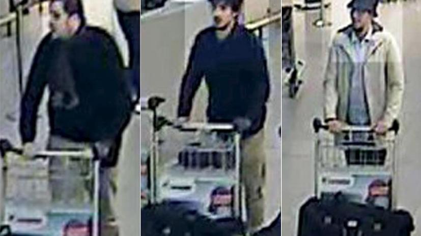 Лица из картотеки: исполнители терактов в Брюсселе были известны полиции и спецслужбам