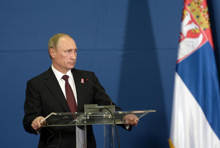 Владимир Путин: Нужно помнить уроки Второй мировой и противостоять попыткам героизации нацистов