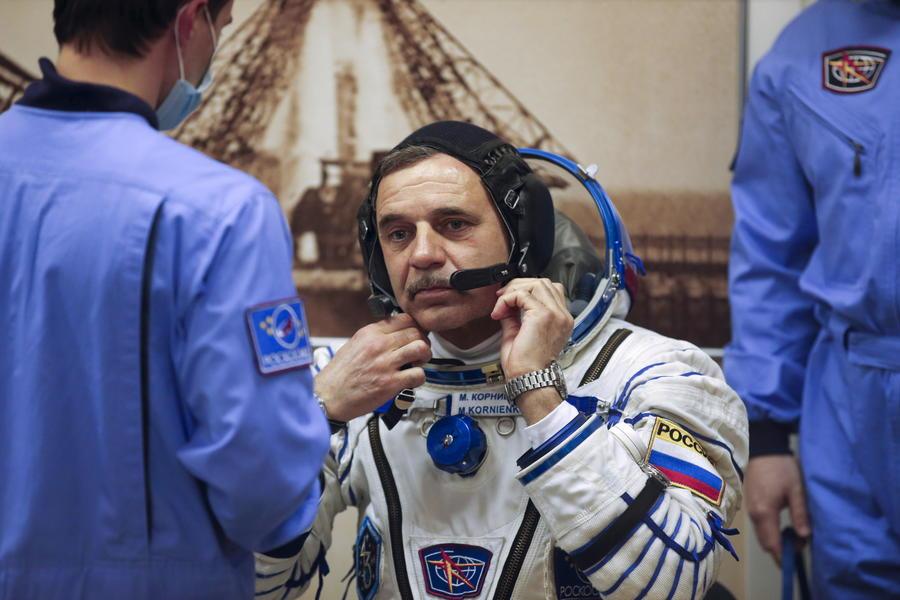 Журнал Fortune включил российского космонавта Михаила Корниенко в список «величайших лидеров»
