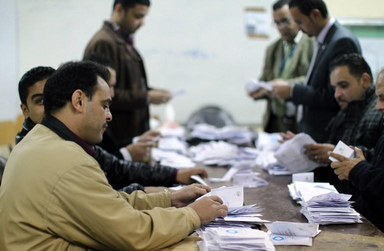 Новую Конституцию поддержали 64% египтян -  предварительные итоги