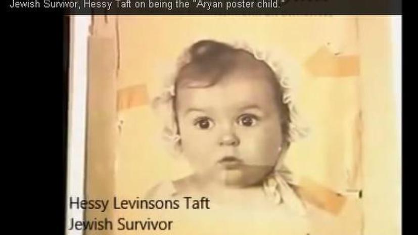 Образцом арийского ребёнка в нацистской Германии оказалась еврейская девочка