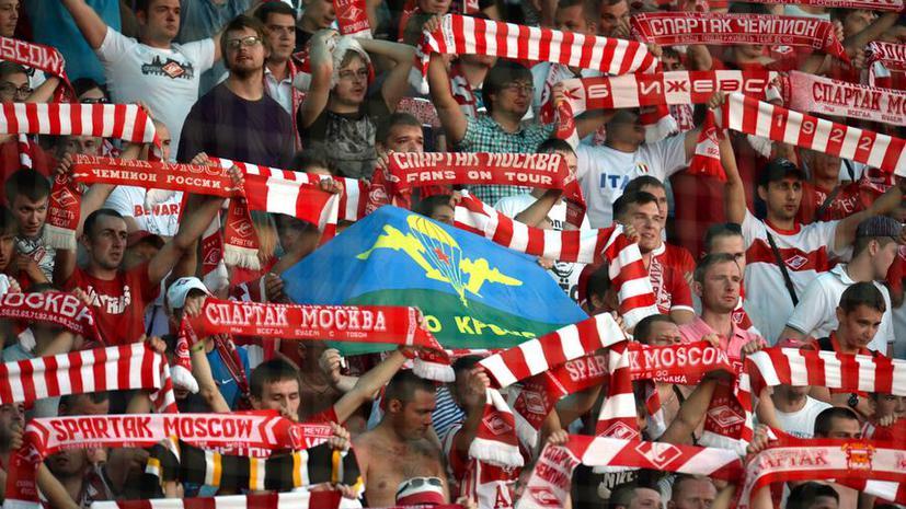 Болельщицы «Спартака» пожаловались Колокольцеву на унизительный досмотр перед матчем в Казани