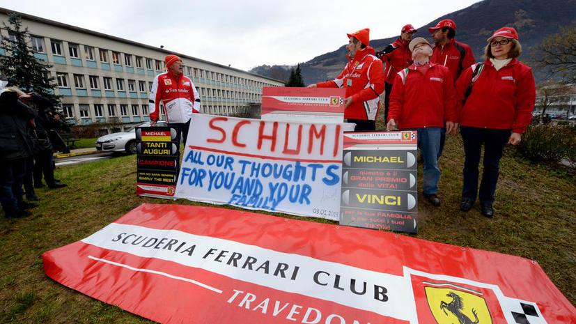 Михаэль Шумахер написал завещание за три года до трагедии на горнолыжном спуске