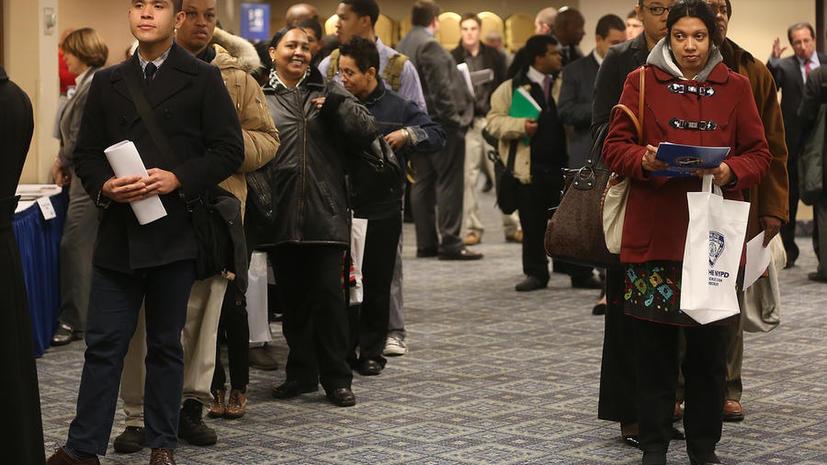 В Германии и Франции растёт уровень безработицы
