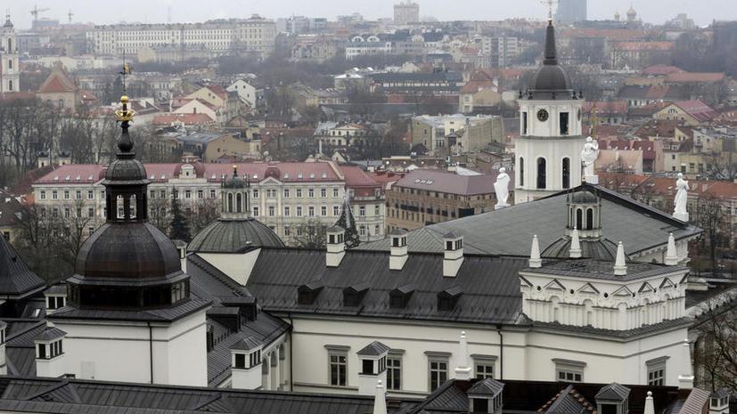 В странах Балтии появляются свои «народные республики»