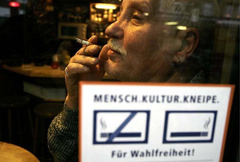 Законодатели против табачного бизнеса: в Германии началась кампания за запрет курения до 21 года